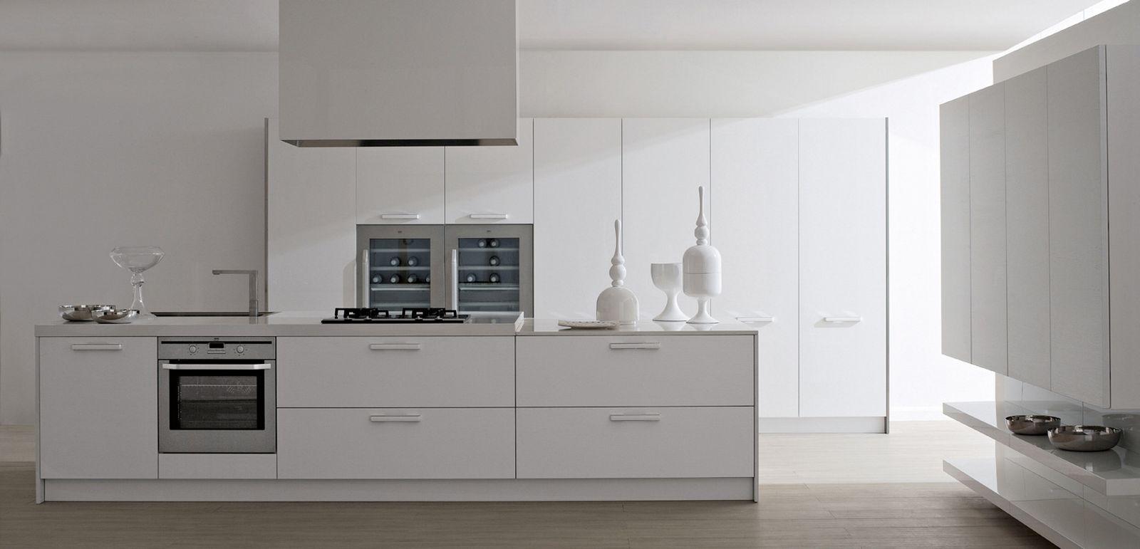 Quartet kitchens fitted kitchens marbella bathrooms mijas costa new kitchen benalmadena - Stylishly modern kitchen islands additional work surface ...