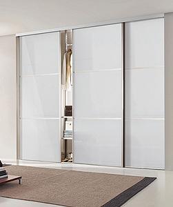 Wardrobe system Costa Del Sol & Quartet wardrobes Fitted sliding wardrobe systems Marbella Costa ...